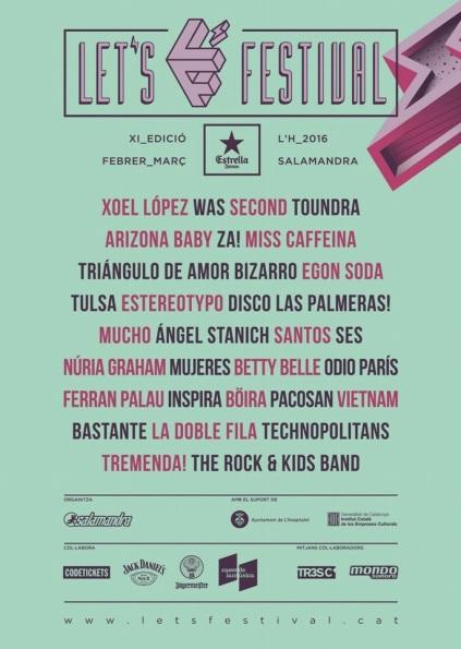 Cártel Let's Festival 2016