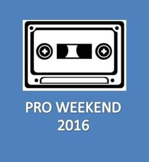 Pro Weekend 2016